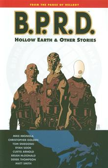 BPRD TP VOL 01 HOLLOW EARTH & OTHER STORIES (NEW P