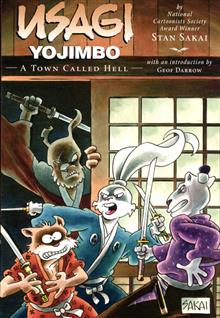 USAGI YOJIMBO TP VOL 27 TOWN CALLED HELL