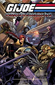 GI JOE / TRANSFORMERS TP VOL 03
