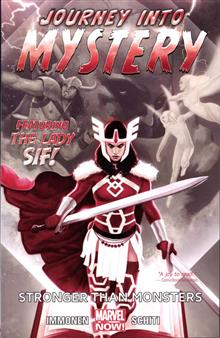 JIM FEATURING SIF TP VOL 01 STRONGER THAN MONSTERS