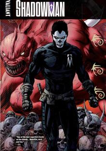 SHADOWMAN (VU) TP VOL 01 BIRTH RITES