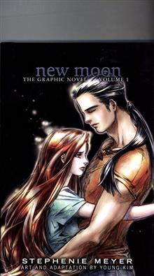 TWILIGHT SAGA NEW MOON HC VOL 01