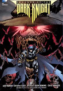BATMAN LEGENDS OF THE DARK KNIGHT TP VOL 02
