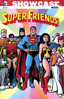 SHOWCASE PRESENTS SUPER FRIENDS TP VOL 01