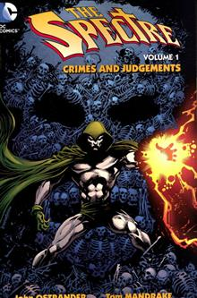 SPECTRE TP VOL 01 CRIMES AND JUDGEMENTS