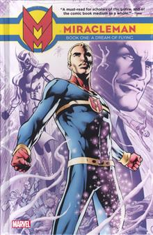 MIRACLEMAN PREM HC BOOK 01 DREAM OF FLYING DAVIS C
