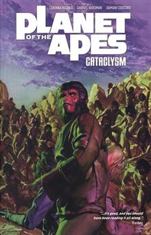 PLANET OF THE APES CATACLYSM TP VOL 03