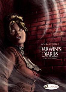 DARWINS DIARIES GN VOL 02 DEATH OF BEAST