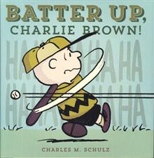 BATTER UP CHARLIE BROWN HC