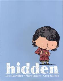 HIDDEN CHILDS STORY OF HOLOCAUST HC GN