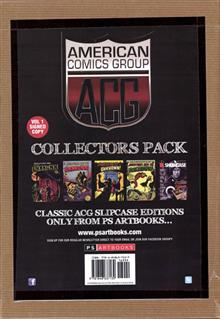 ACG CLASSICS ADV INTO UNKNOWN SGN SLIPCASE ED COLL
