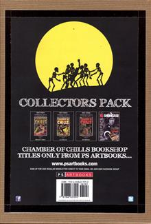 HARVEY HORRORS CHAMBER OF CHILLS COLL PACK