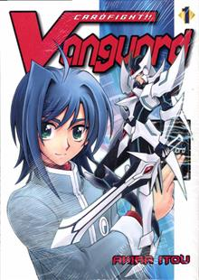 CARDFIGHT VANGUARD GN VOL 01 SPECIAL ED SET
