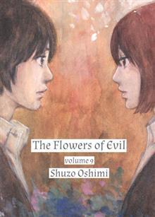 FLOWERS OF EVIL GN VOL 09 (MR)