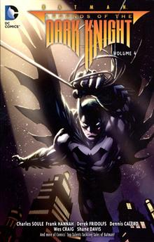 BATMAN LEGENDS OF THE DARK KNIGHT TP VOL 04
