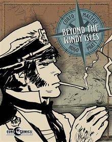 CORTO MALTESE GN BEYOND THE WINDY ISLES