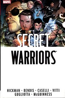 SECRET WARRIORS COMPLETE COLLECTION TP VOL 01
