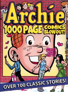 ARCHIE 1000 PAGE COMICS BLOW OUT TP