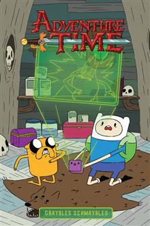 ADVENTURE TIME ORIGINAL GN VOL 05 GRAYBLES SCHMAYBLES (C: 1-
