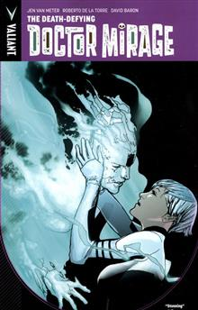DEATH DEFYING DR MIRAGE TP