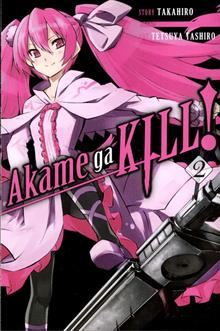 AKAME GA KILL GN VOL 02 (C: 1-1-0)