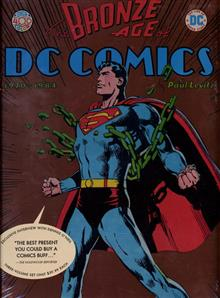 TASCHEN BRONZE AGE OF DC COMICS 1970 - 1984 HC