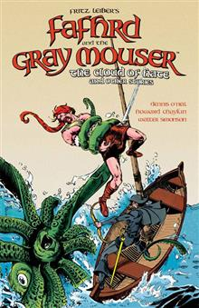 FRITZ LEIBERS FAFHRD & GRAY MOUSER CLOUD OF HATE TP