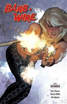 BARB WIRE TP VOL 02 HOTWIRED