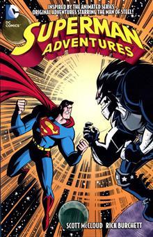 SUPERMAN ADVENTURES TP VOL 02