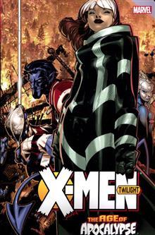 X-MEN AGE OF APOCALYPSE TP TWILIGHT