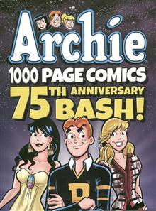 ARCHIE 1000 PAGE COMICS 75TH ANNIV BASH TP