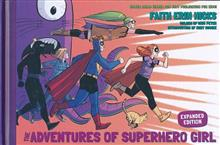 ADVENTURES OF SUPERHERO GIRL HC EXPANDED ED