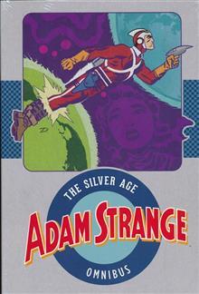 ADAM STRANGE THE SILVER AGE OMNIBUS HC VOL 01