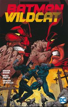 BATMAN WILDCAT TP