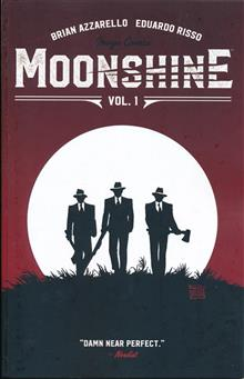 MOONSHINE TP VOL 01 (MR)