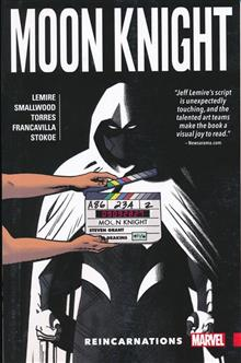MOON KNIGHT TP VOL 02 REINCARNATIONS