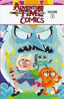 ADVENTURE TIME COMICS TP VOL 02