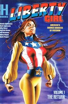 Liberty Girl Vol.1 TP The Return