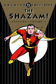 SHAZAM ARCHIVES VOL 4 HC