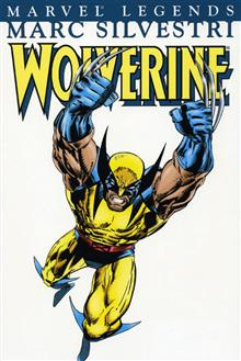WOLVERINE LEGENDS VOL 6 MARC SILVESTRI BOOK 1 TP