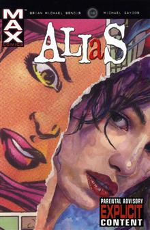 ALIAS VOL 4 SECRET ORIGIN OF JESSICA JONES TP (MR)