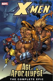 X-MEN COMPLETE AGE OF APOCALYPSE EPIC BOOK 1 TP