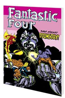 FANTASTIC FOUR VISIONARIES JOHN BYRNE VOL 4 TP