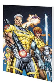 X-FORCE CABLE VOL 1 LEGEND RETURNS TP