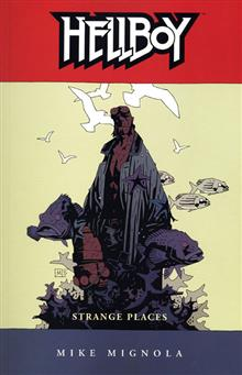 HELLBOY VOL 06 STRANGE PLACES TP (MR)