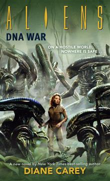 ALIENS BOOK TWO DNA WAR NOVEL
