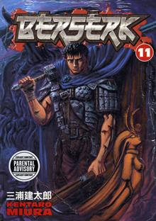 BERSERK VOL 11 TP (MR)