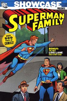 SHOWCASE PRESENTS SUPERMAN FAMILY VOL 1 TP