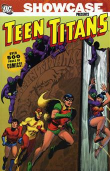 SHOWCASE PRESENTS TEEN TITANS VOL 1 TP