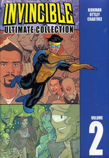 INVINCIBLE VOL 2 ULTIMATE COLL HC